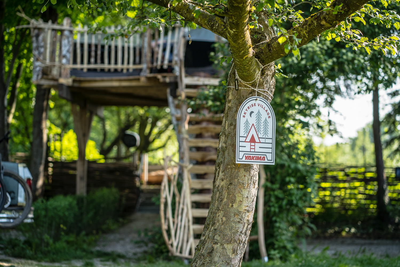 Yakima SkyRise Village at Camping Seebauer